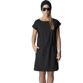 Houdini Dawn Dress Women true black